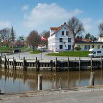Tönning - Hafen