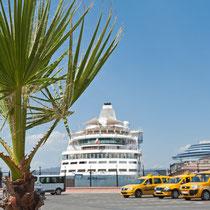 Izmir - Hafenn, Türkei