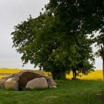 Dolmen - Großsteingräber bei Rerikv