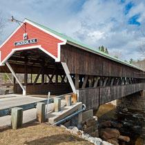 Jackson Honeymoon Bridge, New Hampshire