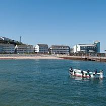 Hafen Helgoland, Bördeboote