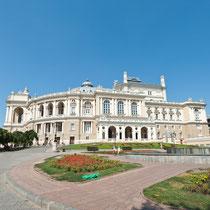 Oper, Odessa, Ukraine