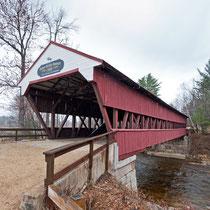 Swift River Bridge, New Hampshire