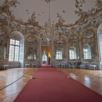 Amalienburg, Spiegelzimmer