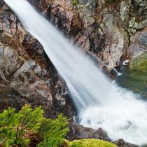Glen Ellis Falls, New Hampshire