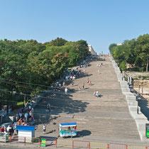 Potjomkin-Treppe, Odessa, Ukraine