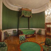 Schloss Nymphenburg, Geburtszimmer König Ludwig II