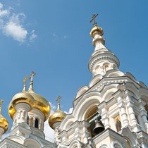 Alexander Newsky Kathedrale, Jalta, Krim, Ukraine