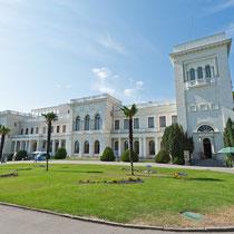 Liwadija Palast, Jalta, Krim, Ukraine