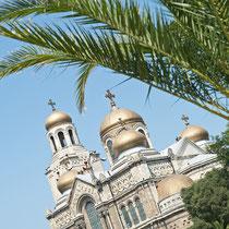Kathedrale, Varna, Bulgarien