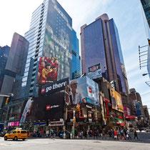Broadway und Timesquare