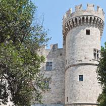 Großmeisterpalast, Rhodos, Griechenland