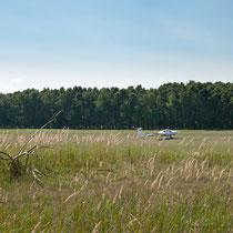 NSG Boberger Niederung - Segelflugplatz
