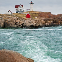 Cape Neddick Light - The Nubble