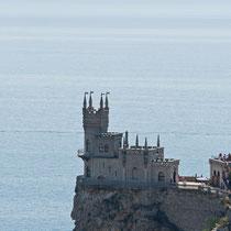 Schwalbennest, Jalta, Krim, Ukraine