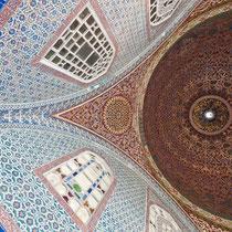 Harem, Topkapi Palast, Istanbul, Türkei