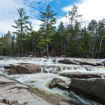 Lower Falls, Cancamagus Highway 112, New Hampshire