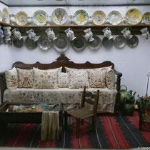 Interieur von Skyros