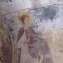 Fresko in Agios Ioannis