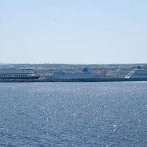 Rhodos - Großschiffe