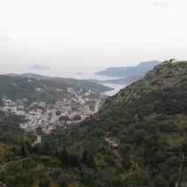 Fourni-Stadt