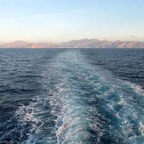 Kalymnos bliebt zurück