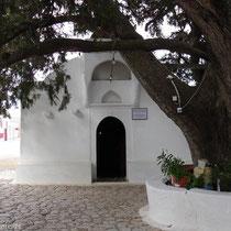 Chalki: Kloster Agios Ioannis