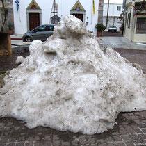 Gehört der Schneeberg zur Krippe?