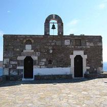 Doppelkapelle - aber nur ein Glockentürmchen