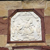 Wappen ans Haus
