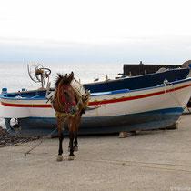 Ne, ich trag das Boot nicht!