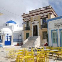 Auf der Pano Pistsa/Platia Agios Athanassios