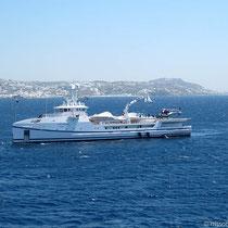 "Luxusyacht ""Garçon"""