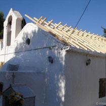 Kreta: Kirche in Chora Sfakion