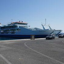in Agia Marina