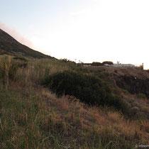 Das Plateau am Semaforo