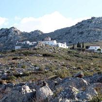Kloster Agia Matrona