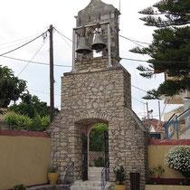 Der Glockenturm...