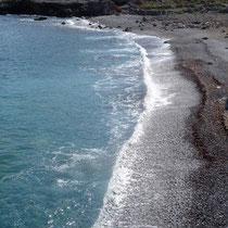 Karpathos: Strand bei Vrougounda