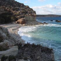 Und das Meer...