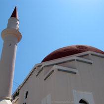 Die ottomanische Moschee