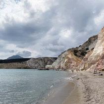 Küste bei Fyriplaka