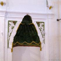 Gebetsnische in der Moschee