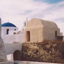 Santorin: Pirgos