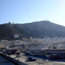 Kalymnos: Hafen von Pothia