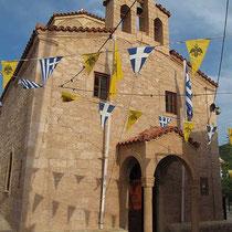 Kirche Panagia Zoodochou Pigis