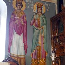 Warwara und Ekaterini