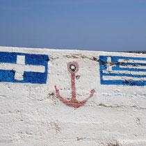 Kasos: Flagge zeigen