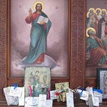 In Agii Apostoli - Christos und Tamata