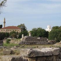 Die antike Agora